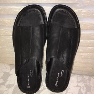 Rockport Men's Leather Slides